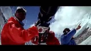 "Man Who Skied Down Everest ""Suspense"" Spot"