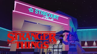 Starcourt Mall Stranger Things in Roblox