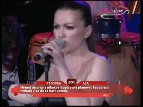 Nina Badric - Osjecaj Sava Centar 2009