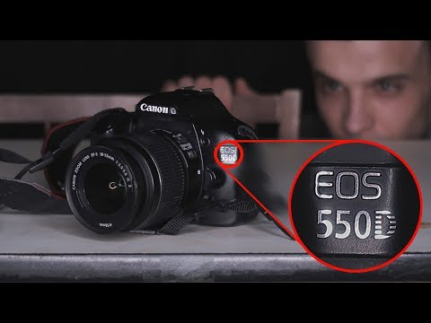 Нужен ли Canon 550d в 2018 году