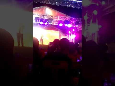 Konsert karoake di MBI Desaku..