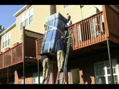 Atlanta Movers Hoist Armoire - Mark The Mover Tops In Quality Relocation Movers And Packers Services