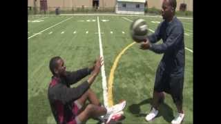 Ej Manuel Back Home In Va Beach Training With 1string Sports (wavy Tv 10)