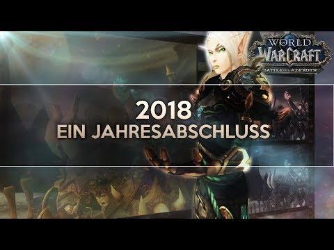 2018 - Ein Jahresrückblick