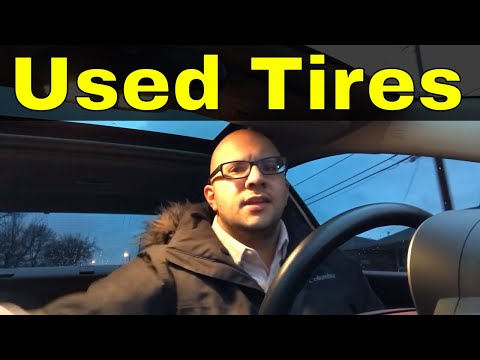 Where to buy good used tires near me