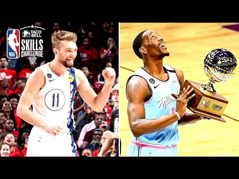 Taco Bell Skills Challenge | 2020 NBA All-Star