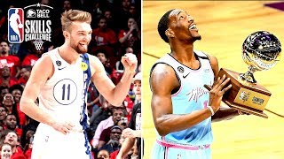 #TacoBellSkills Challenge | 2020 NBA All-Star | Full Highlights