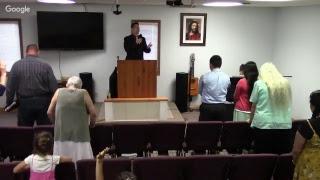 (7-29-18AM) Sunday Morning Worship - Jim Shumake