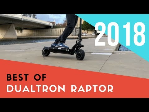 Dualtron RAPTOR - Best Of (Electric scooter)