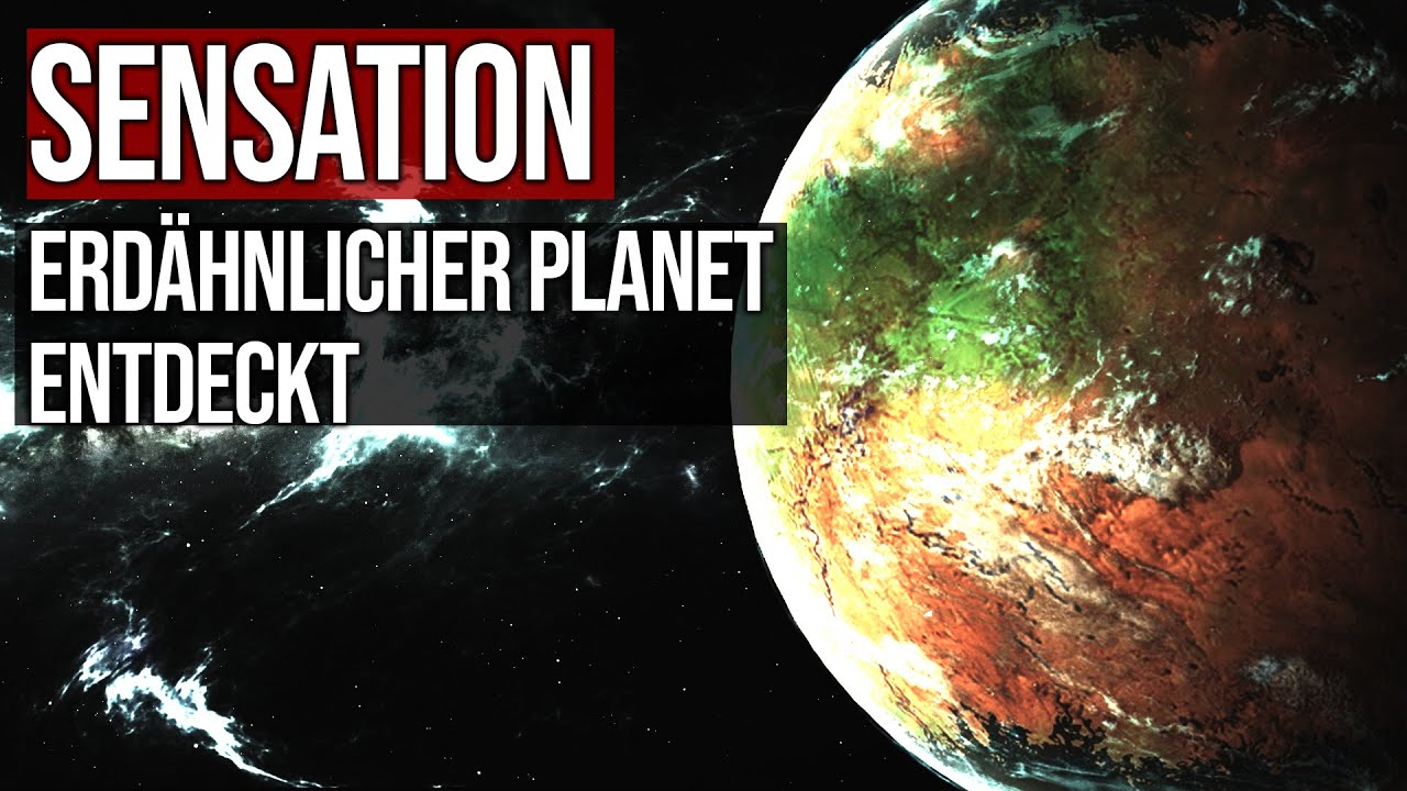 Sensation - Erdähnlicher Planet entdeckt - Exoplanet Kepler 1649c