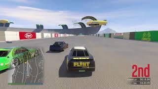 Grand Theft Auto V - Hotring Racing