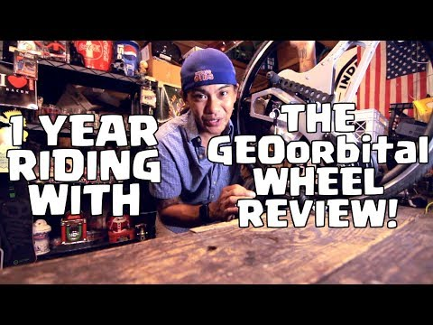 ⚡️ 🚲 1 YEAR WITH THE GEOORBITAL WHEEL AT HOME TEST - P BAM VLOGS -  BAMS PRODUCT PICKS