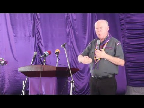 Africa Scout Day 2016 Address by WOSM Secretary General