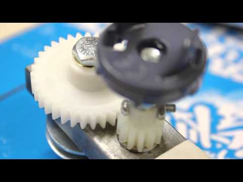 Beyblade Custom Launcher (21,000 RPM) w/ Gear Multiplier & Ball Bearings Unboxing - TheMechanicPapa