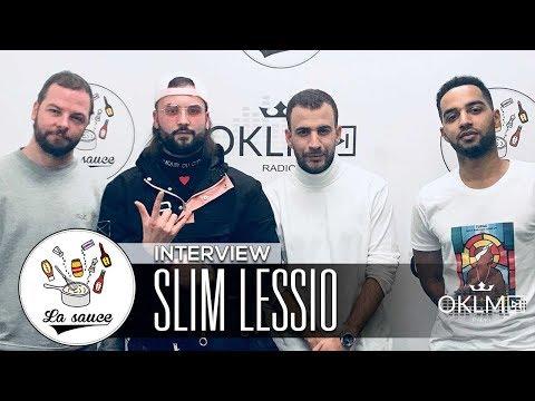 Youtube: SLIM LESSIO – #LaSauce sur OKLM Radio 04/12/17