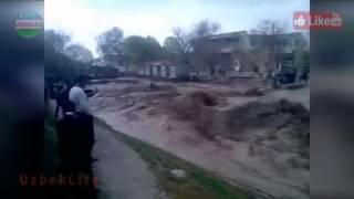 Сел Узбекистон 2015   Наводнение в Узбекистане