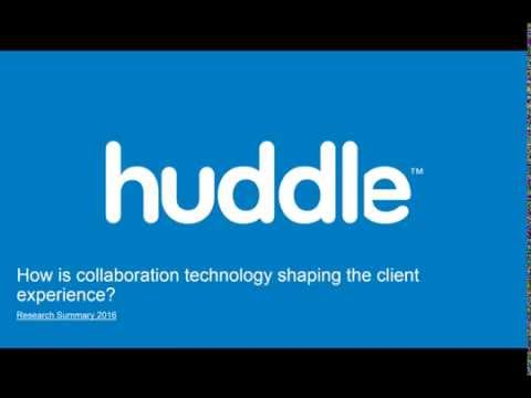 How is collaboration technology shaping the client experience?