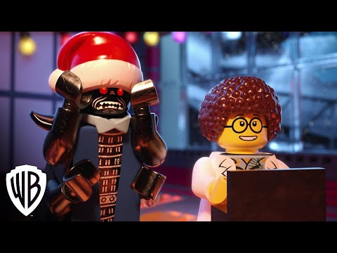 The LEGO Ninjago Movie - Garmadon's Digital Shark Choir