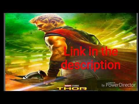 Thor Ragnarok Movie In Dual Audio Hindi And English (clear) Hdrip