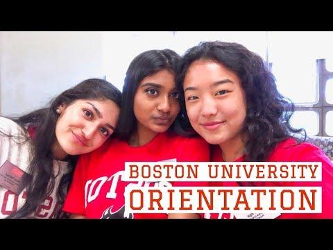 BOSTON UNIVERSITY ORIENTATION: STUDENT ADVISOR EDITIONKaynak: YouTube · Süre: 15 dakika16 saniye