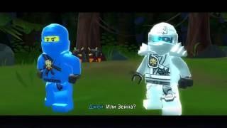 Лего Ниндзяго мультик Игра на русском языке.Тень Ронина Эпизод 11.LEGO Ninjago Game.Episode 11