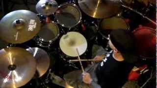 Lamb of God / Omerta - drum cover