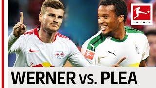 Timo Werner vs. Alassane Plea - Two Top Strikers Go Head-to-Head