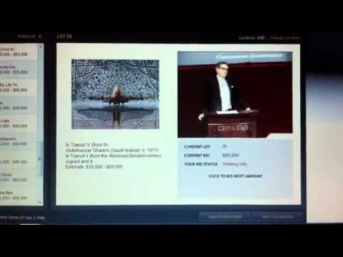 Christie's Dubai Auction 2012 highlights Middle Eastern Islamic Art - United Arab Emirates
