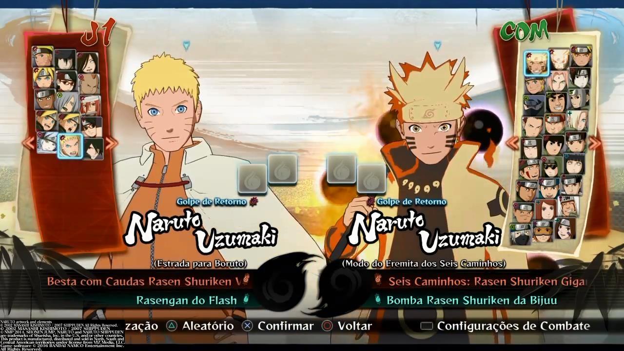 Naruto Ultimate Ninja Storm 4: Road to Boruto (PS4 ...