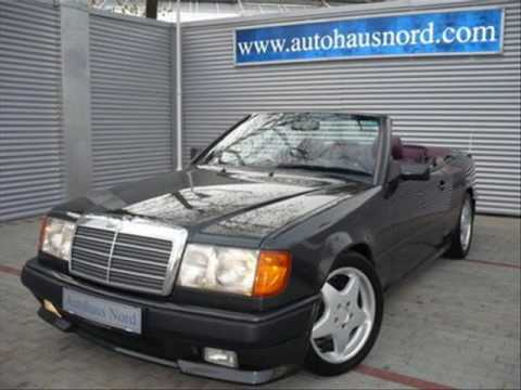 mercedes w124 cabrio convertible cabriolet amg part 3 of 5 youtube. Black Bedroom Furniture Sets. Home Design Ideas