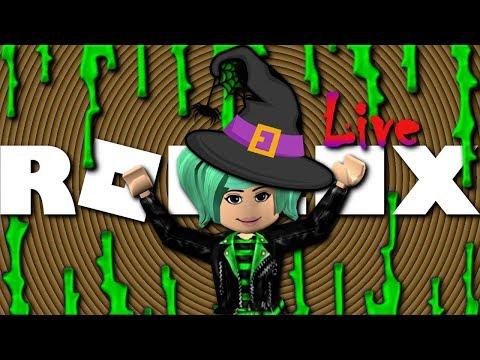 Roblox LIVE | 31 Days of Halloween | Monster Simulator