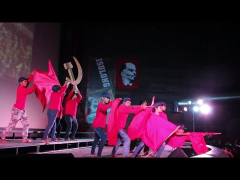 Philippine launch of the October Revolution Centennial