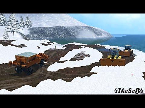 Farming Simulator 15 - TMP - Snow Town