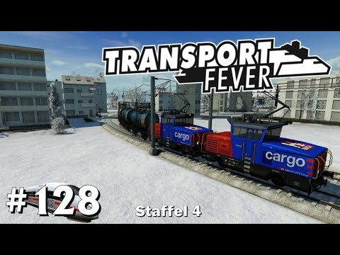 Transport Fever S4/#128: Kurz vor dem Ziel [Lets Play][Gameplay][German][Deutsch]