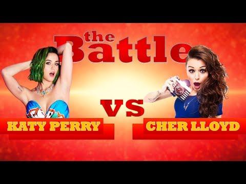 Katy Perry vs. Cher Lloyd | The Battle