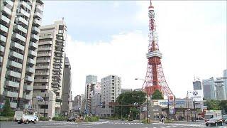 東京タワー展望台が再開 約600段の外階段も開放(20/05/28)