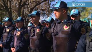 La Policía  Barrial ya cubre toda la Ciudad de Córdoba