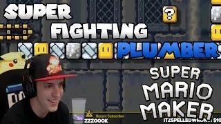 Mario Maker: Mario Man v Dr Wily