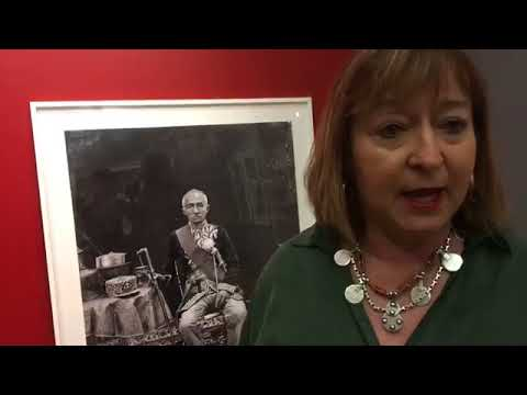 Behind the Scenes at the John Thomson Exhibition [recorded on Facebook Live]