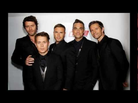Take That - Eight Letters (with Lyrics)