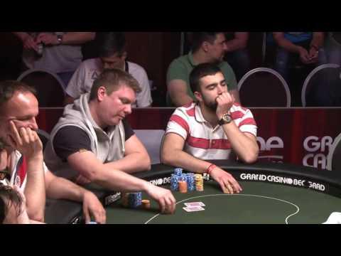 Danube Poker Masters 11 / 2