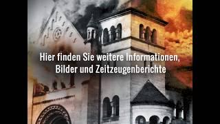 """""""Der Schlag kam von innen"""" - Der Novemberpogrom"""