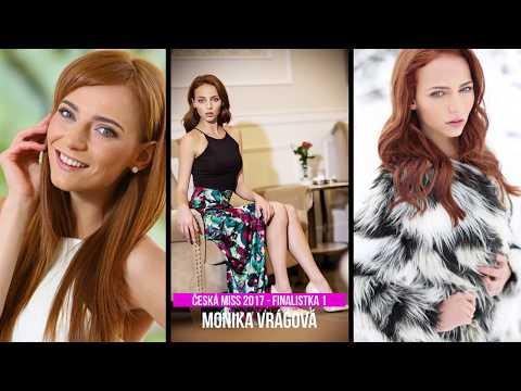 Česká Miss 2017 - představení finalistek