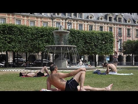 Europe swelters as heatwave grips south and southwest