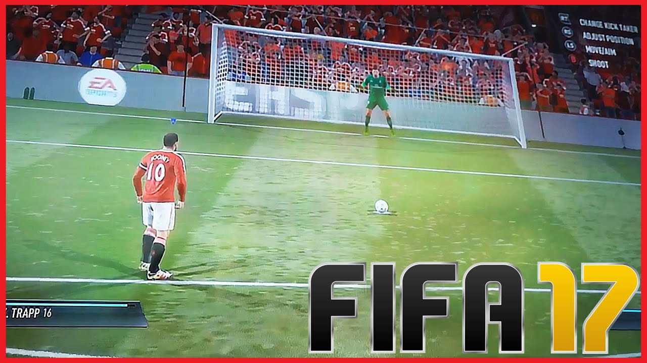 fifa 17 new gameplay video corner kick and penalty youtube. Black Bedroom Furniture Sets. Home Design Ideas