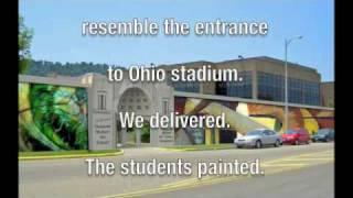 Murals   Portsmouth Ohio Mural City USA