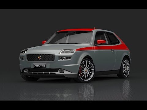 new 2019 fiat 127 abarth youtube. Black Bedroom Furniture Sets. Home Design Ideas