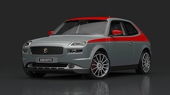 NEW !!! 2020 FIAT 127 ABARTH