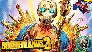 Borderlands 3 💣 Live Game Play, Launch Day
