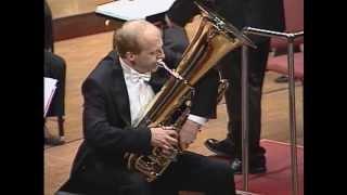 Baadsvik plays Plau concerto movement 1